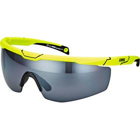 UVEX Sportstyle 117 Brillenglas geel